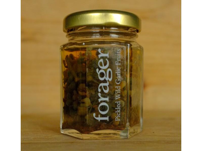 Pickled Wild Garlic Fruits